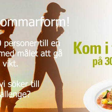 Kom i sommarform!