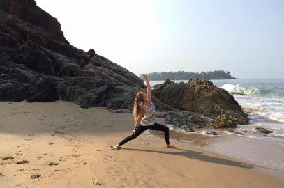 NYHET – Personlig yogaträning på SHE