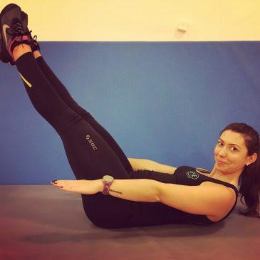NYHET! Pilates med kreativa PT Naghme!