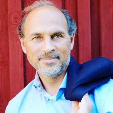 Kom och lyssna på Gabriel Sjövall som berättar om Vibrogym™