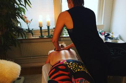 NYHET – Massage