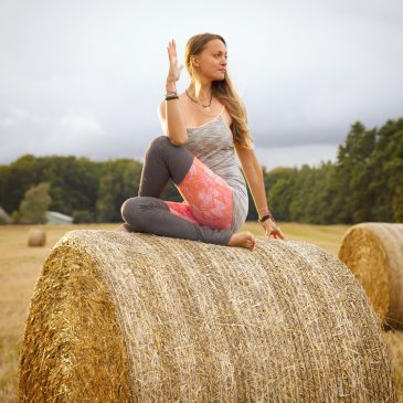 Yoga start 25 januari
